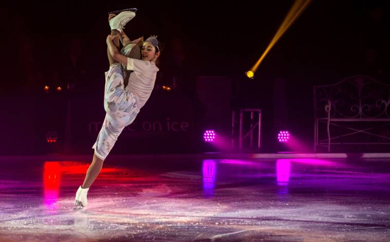 Music on Ice in Bellinzona