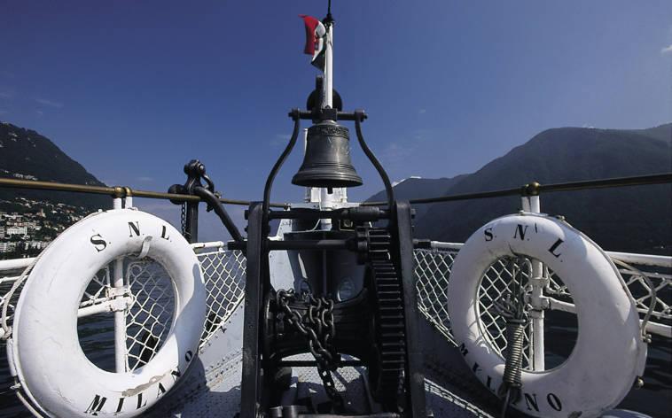 Luganos Schifffahrt feiert