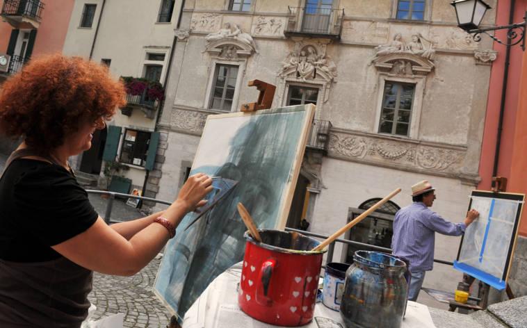 Eventreiche Tage in Ascona