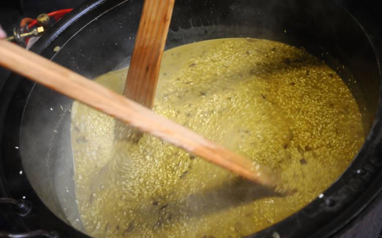 Leckeres Risotto aus Gilde-Küche