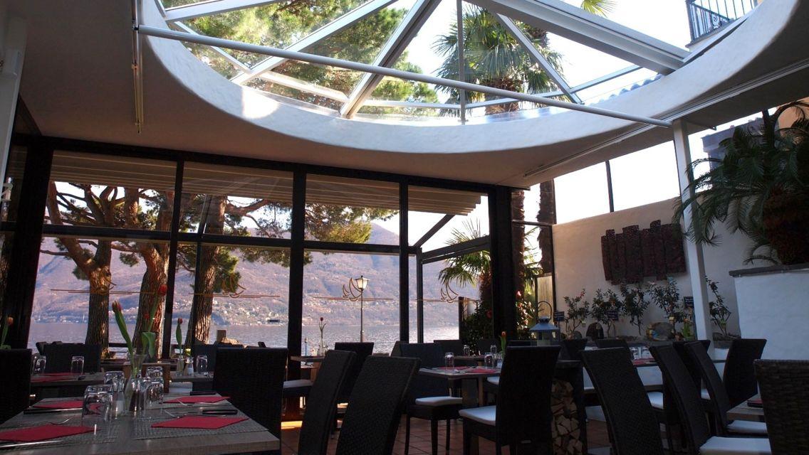 Ticino Weekend Ristorante Pizzeria Gabietta Brissago