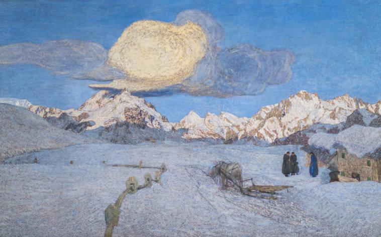 """""""Sublime"""" – oder erhabene Landschaft"""