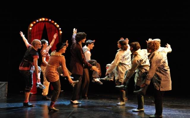 Sommer im Teatro Dimitri