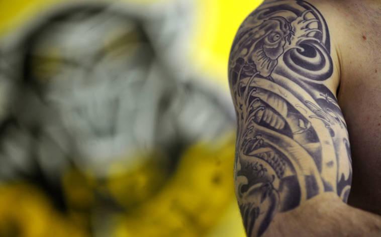 Tattoo und Tango in Lugano