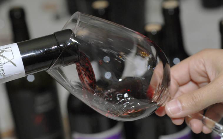 Offene Weinkeller daheim feiern