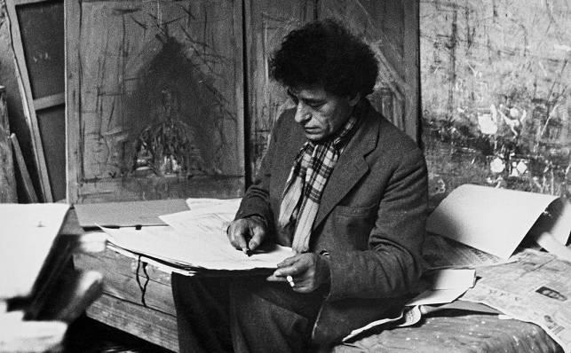 Giacomettis unbekanntere Seiten