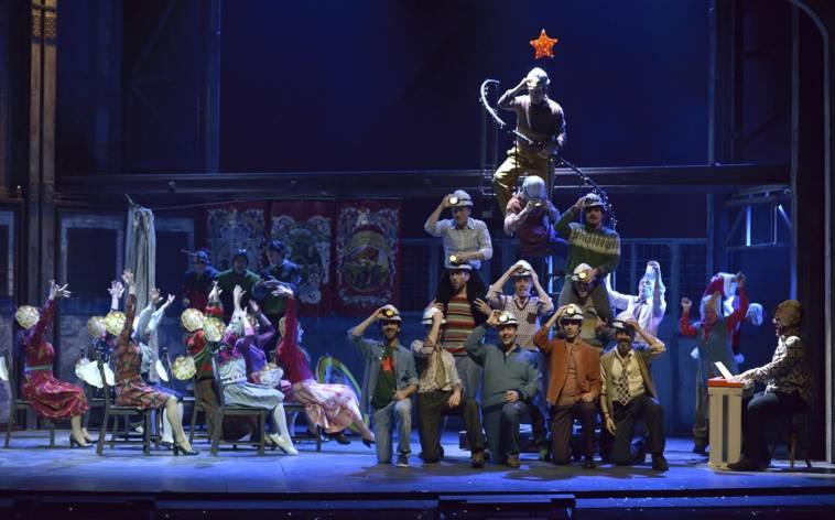 Billy Elliot: lieber tanzen als boxen