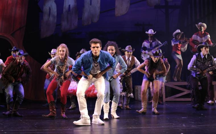 Footloose als Musical im LAC