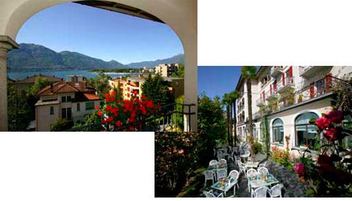 Wettbewerb Hotel Camelia Locarno Tessin