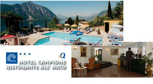 Wettbewerb Hotel Campione Bissone