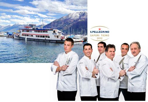 Wettbewerb Sapori Ticino Restaurant Balena Locarno