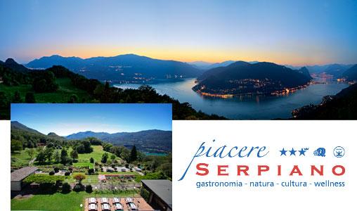 Wettbewerb Hotel Serpiano Tessin